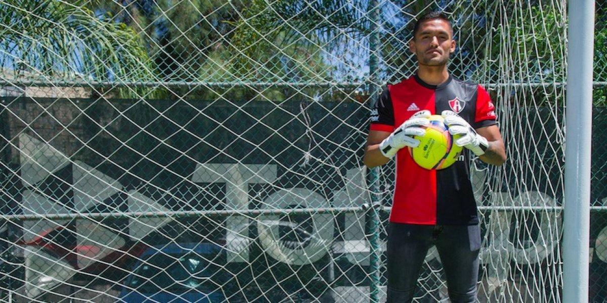 José Hernández vive el sueño del primer Clásico con Atlas