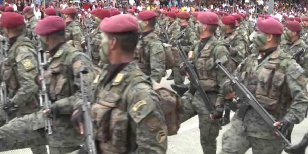 Mujeres podrán hacer la conscripción militar voluntaria en Ecuador