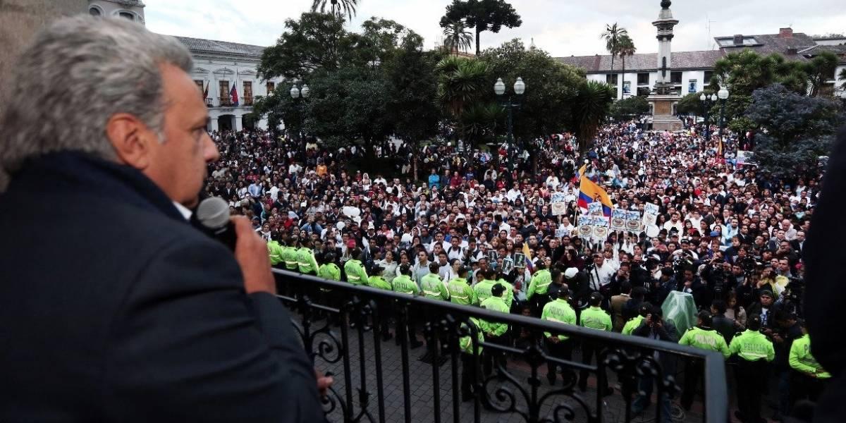 Ecuador abre investigación penal a expresidente Rafael Correa