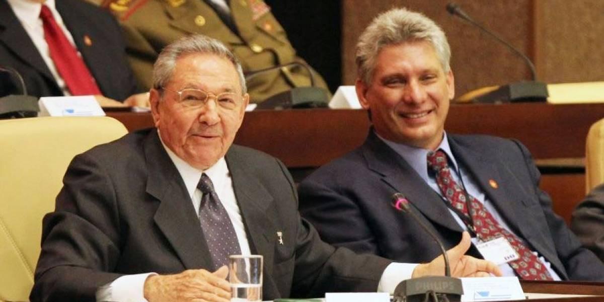 Miguel Díaz-Canel asume la presidencia de Cuba