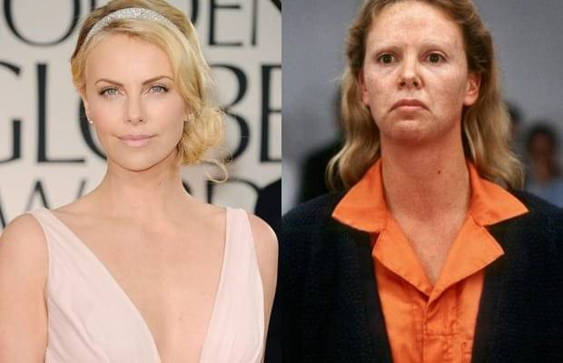 "Charlize en ""Monster"""