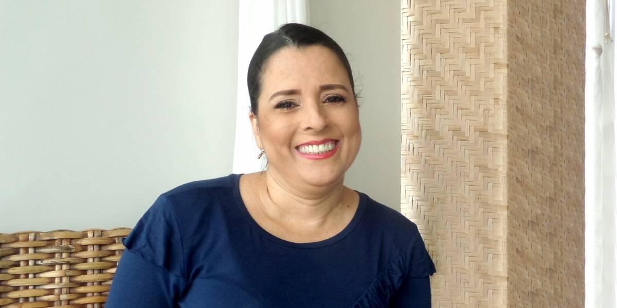 """Desde Cali vamos a crear un cambio global"": Claudia Couper, terapeuta emocional"
