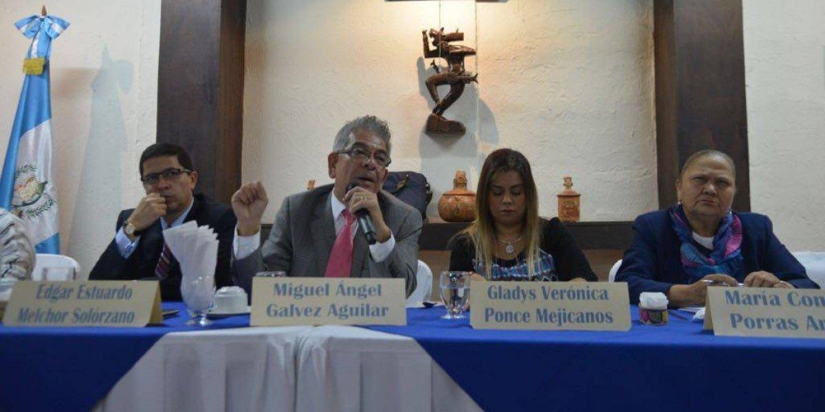 Atender mora ministerial y readecuar el modelo de gestión, entre las propuestas de aspirantes a fiscal general
