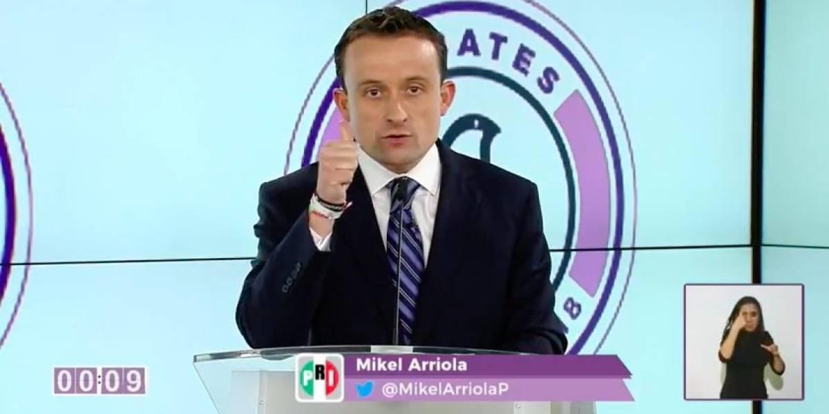 Mikel Arriola ganó el primer 'debate chilango', según sondeos