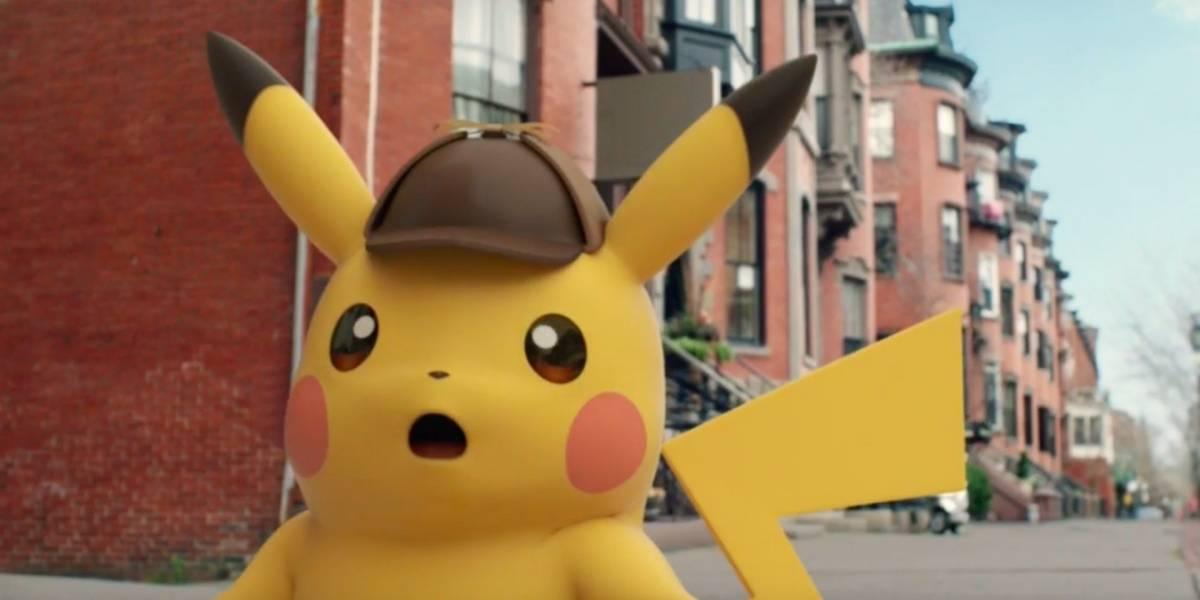 El actor mexicano Omar Chaparro estará en la película de Detective Pikachu