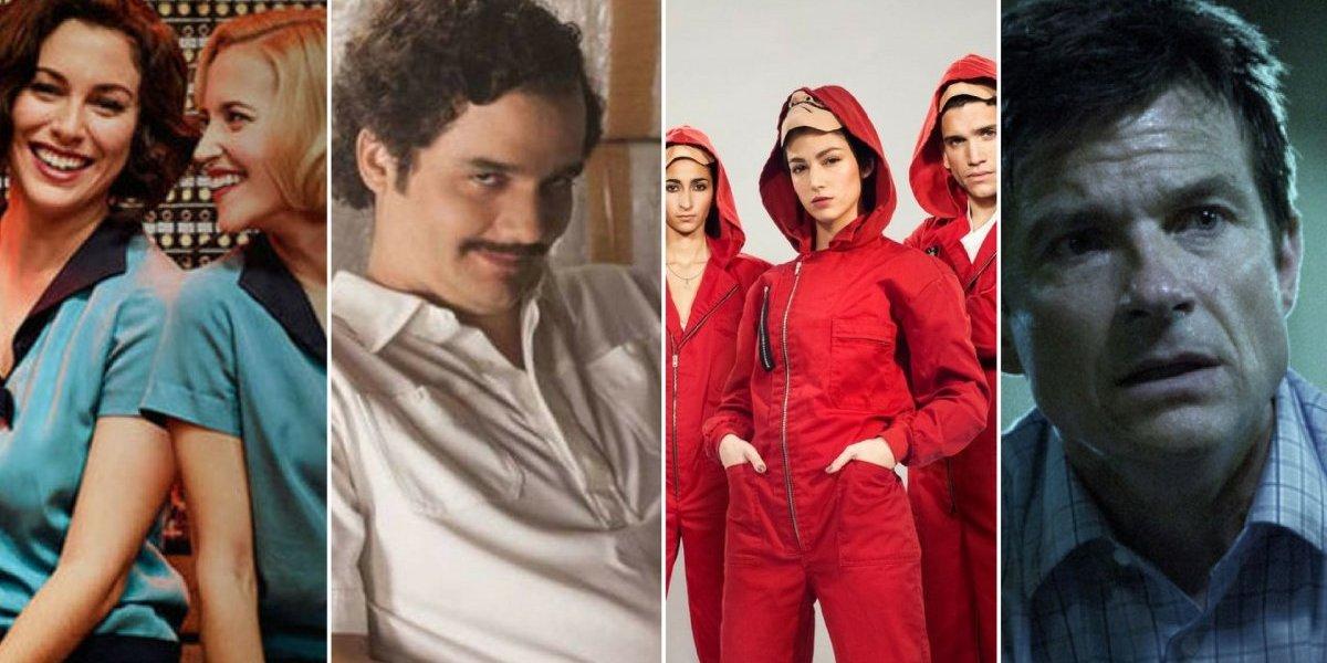 Qual série não falada em inglês é a mais assistida na Netflix?