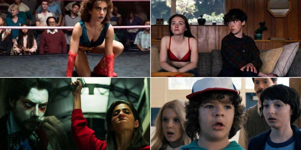 Todas as novidades que a Netflix revelou na conferência que ocorreu em Roma