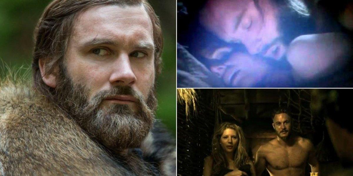 Vikings: o que Clive Standen, o Rollo da série, acha das cenas de sexo?