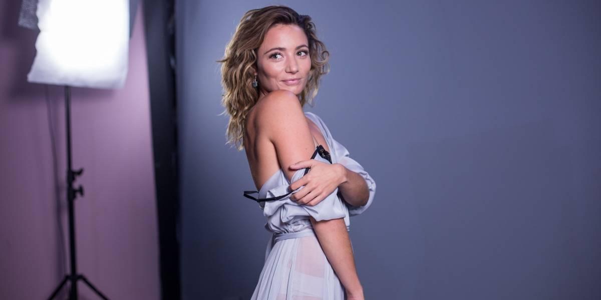 "Actriz de TVN lidera grupo de famosos desnudos: ""No me afecta que me digan mijita rica"""
