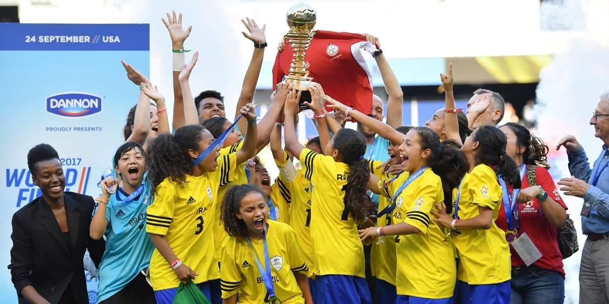 Maior campeonato de futebol infantil do mundo abre inscrições