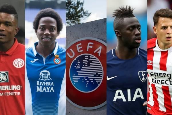 Decisiones de la Uefa perjudican a algunos clubes con colombianos