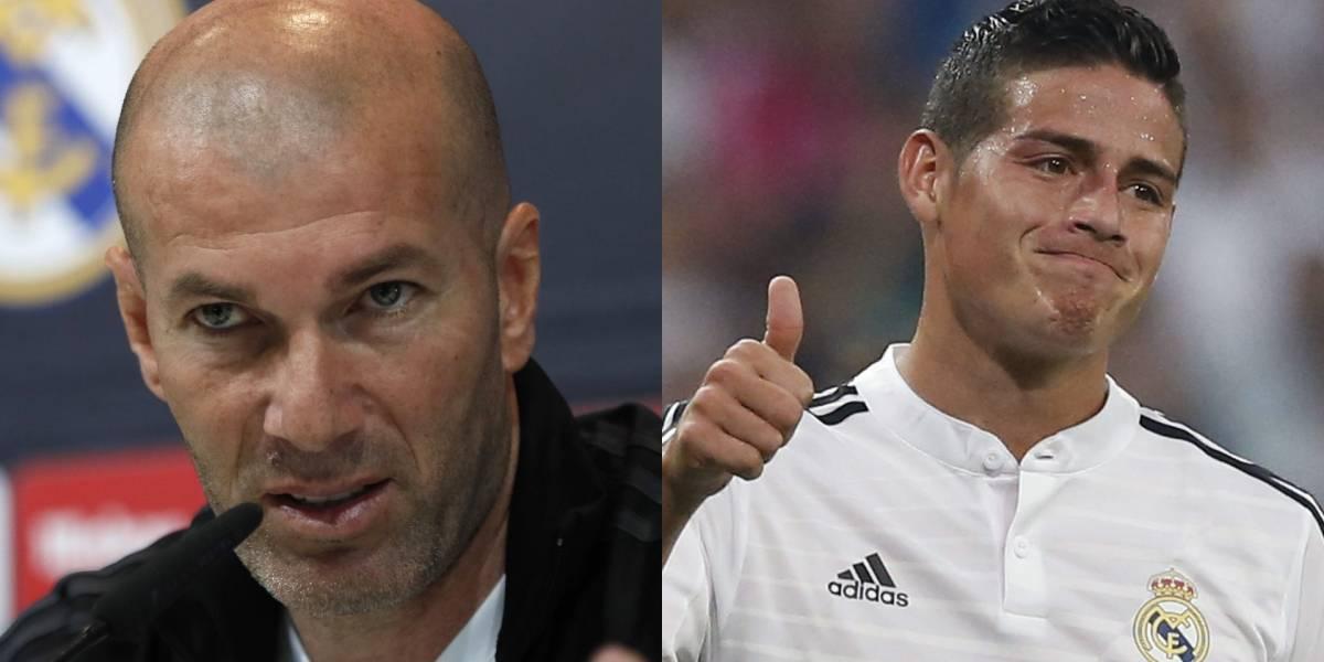 Apodo de Wikipedia para Zinedine Zidane es 'Calvo…'