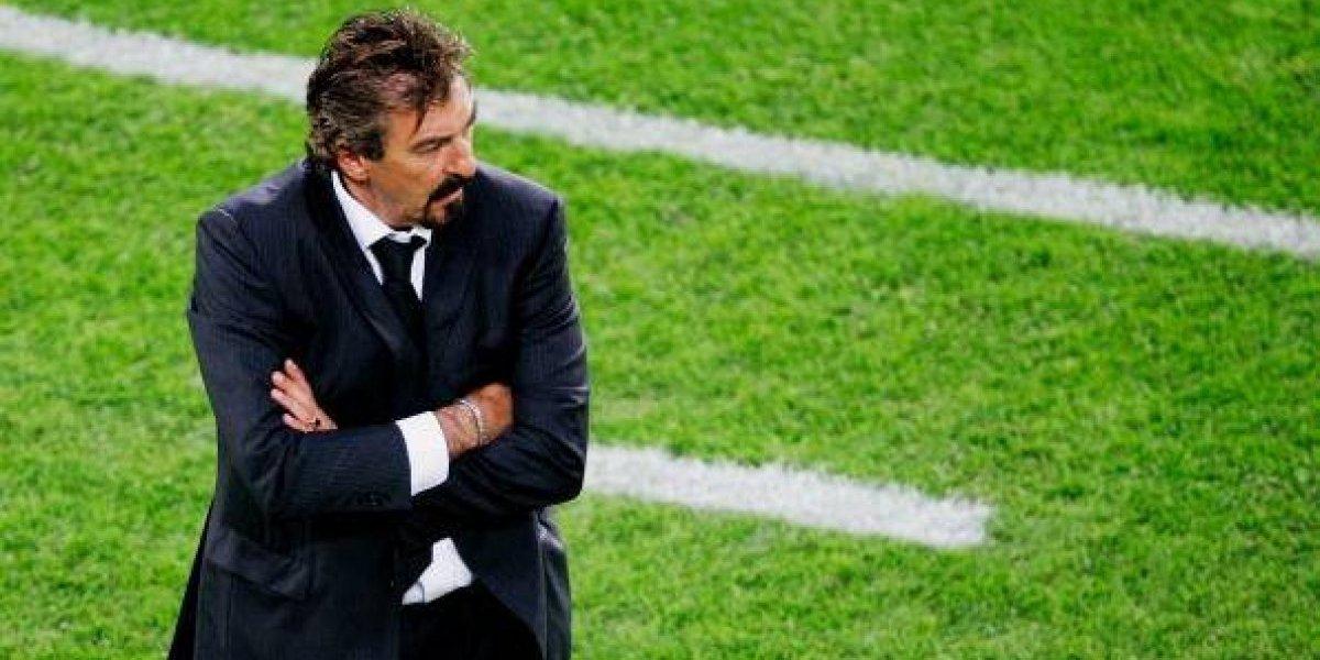 """La Volpe reconoce acercamientos con Colo Colo: """"Tuve conversaciones con ellos, es el Boca de Chile"""""""
