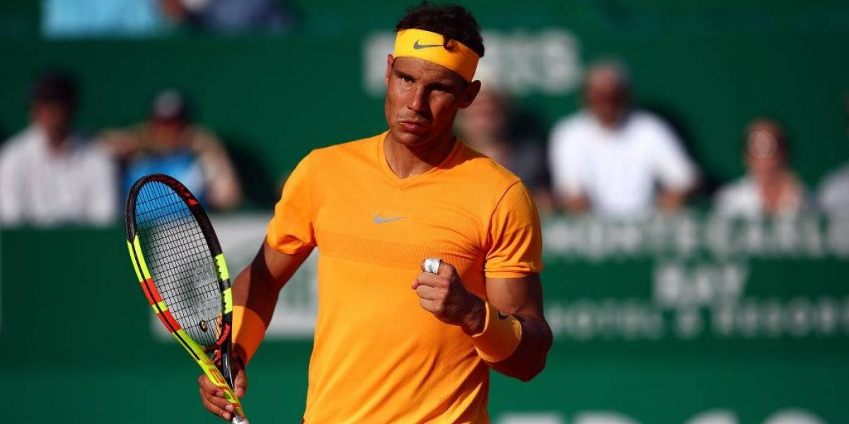Nadal sigue intratable y enfrentará al verdugo de Djokovic en Montecarlo