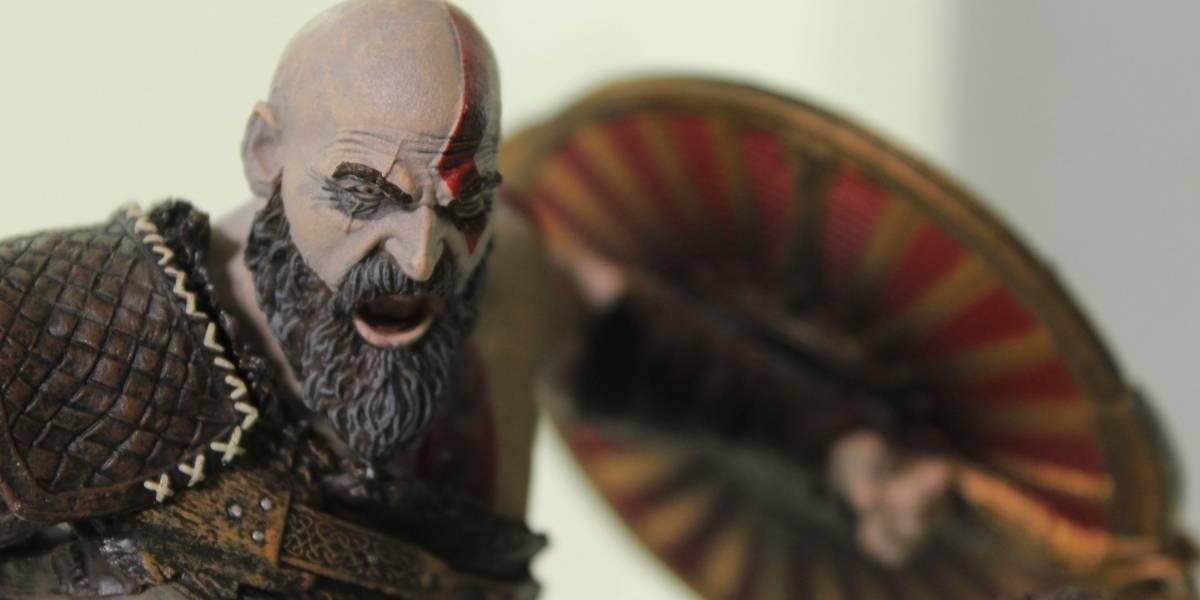 Fotos: Desempacamos la Edición Coleccionista de God of War