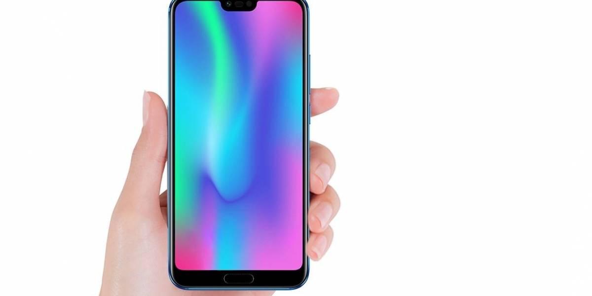 El nuevo Honor 10 de Huawei es un gama alta con el diseño más popular del 2018