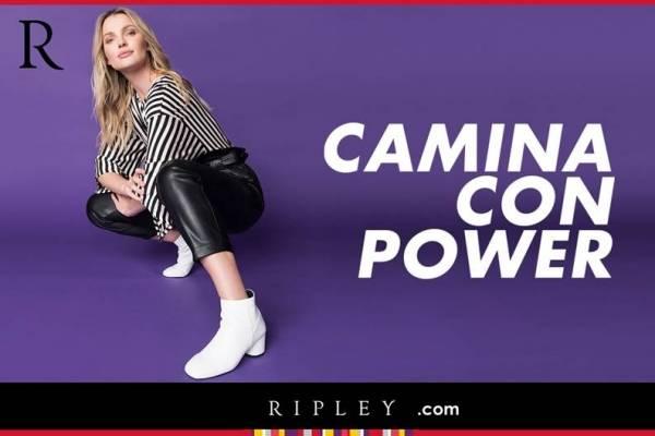 Ripley te invita a caminar con power con lo nuevo en botas