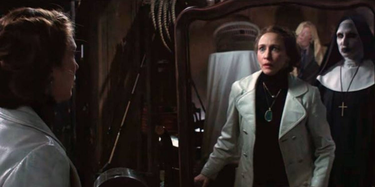 Lembra da freira de Invocação do Mal 2? A primeira imagem do seu novo filme foi divulgada e está assustando a Internet
