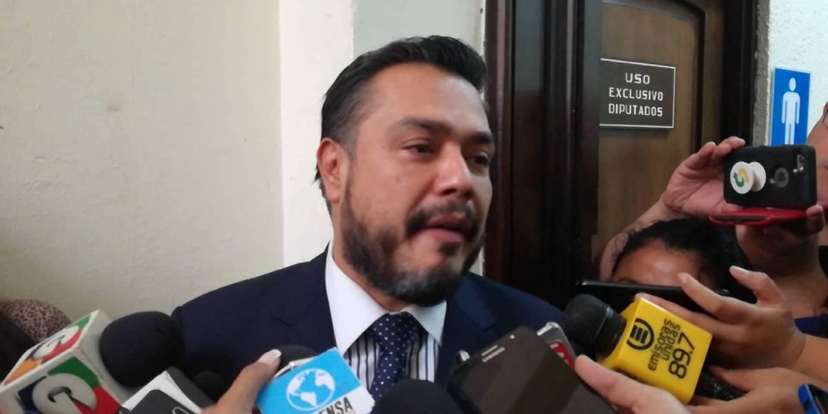 Diputado Javier Hernández se pronuncia por declaraciones sobre financiamiento electoral ilícito