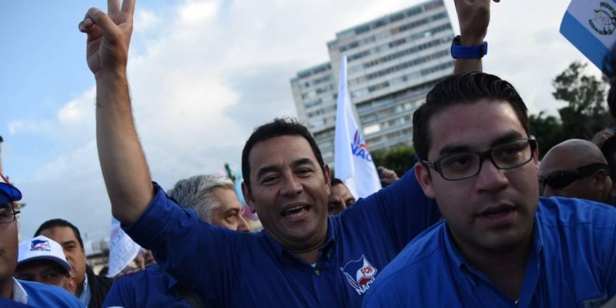En declaración, financista resaltó que le pareció increíble una solicitud del candidato Jimmy Morales
