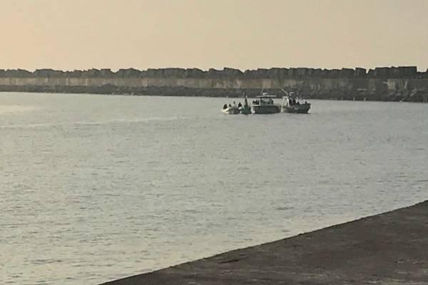 Ejército intercepta embarcaciones en el Pacífico