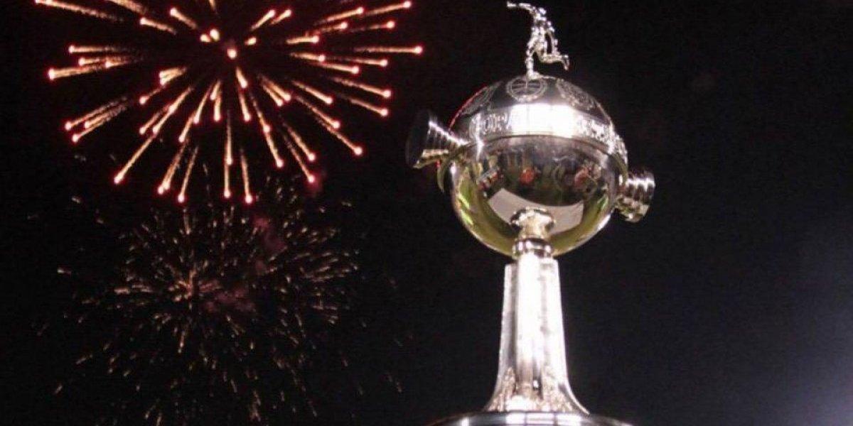 Conmebol anunció fecha de los sorteos de la Libertadores y la Sudamericana