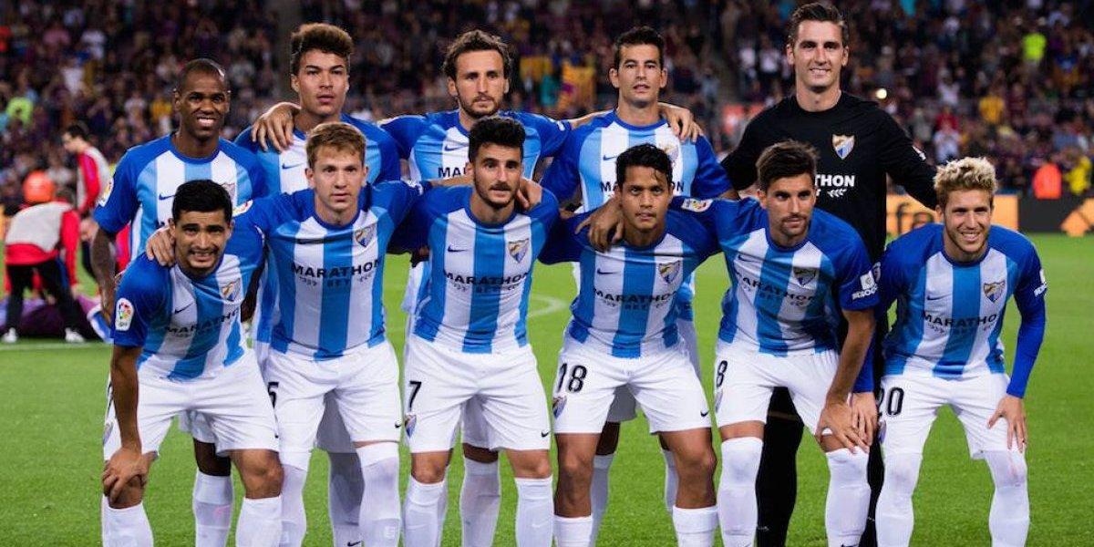 Málaga se convierte en el primer equipo descendido de España