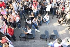 Marchas en Jalisco, exigen la localización de todos los desaparecidos