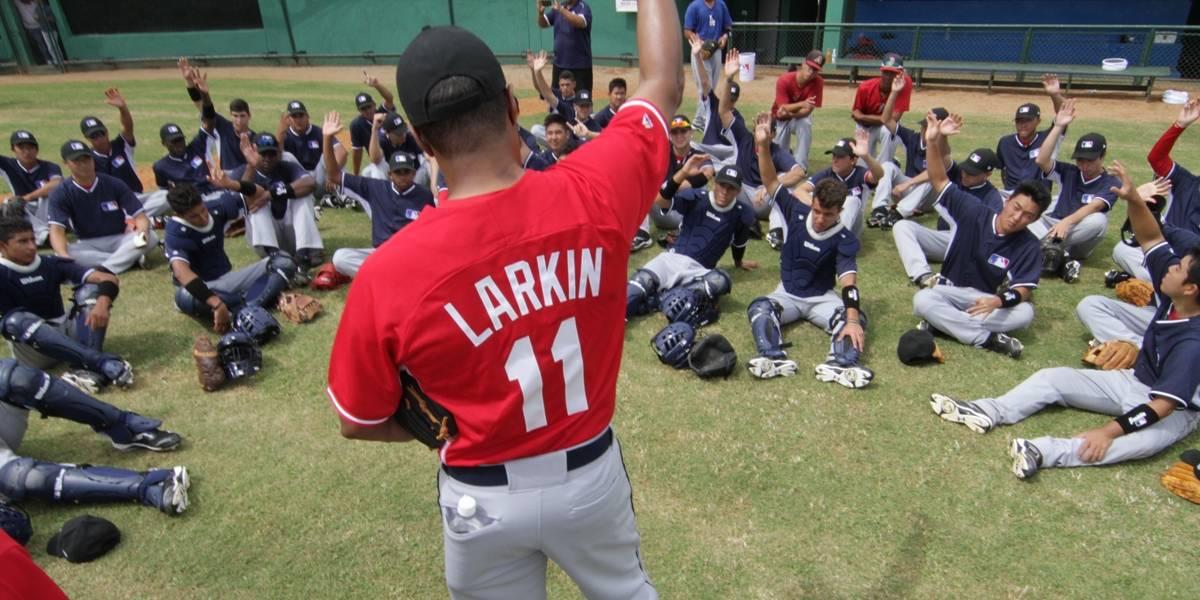 Liga Americana de Baseball cria escolinha no Rio