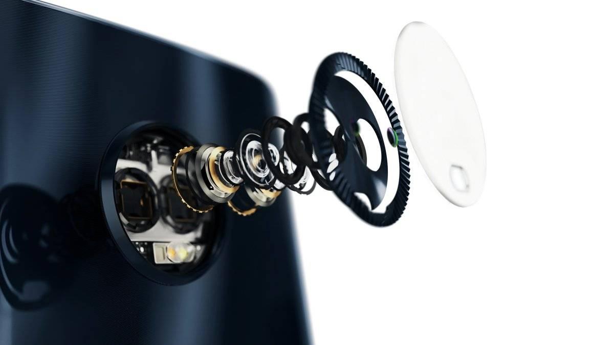 Câmera traseira do Moto G6 Divulgação