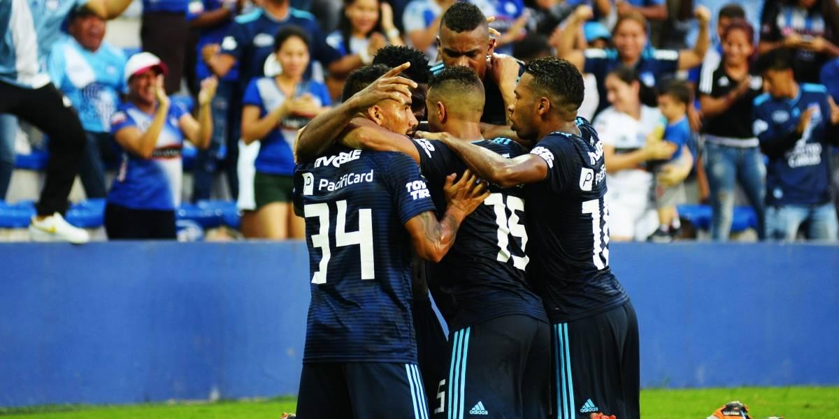 Copa Libertadores: Emelec cayó 0-1 ante River Plate