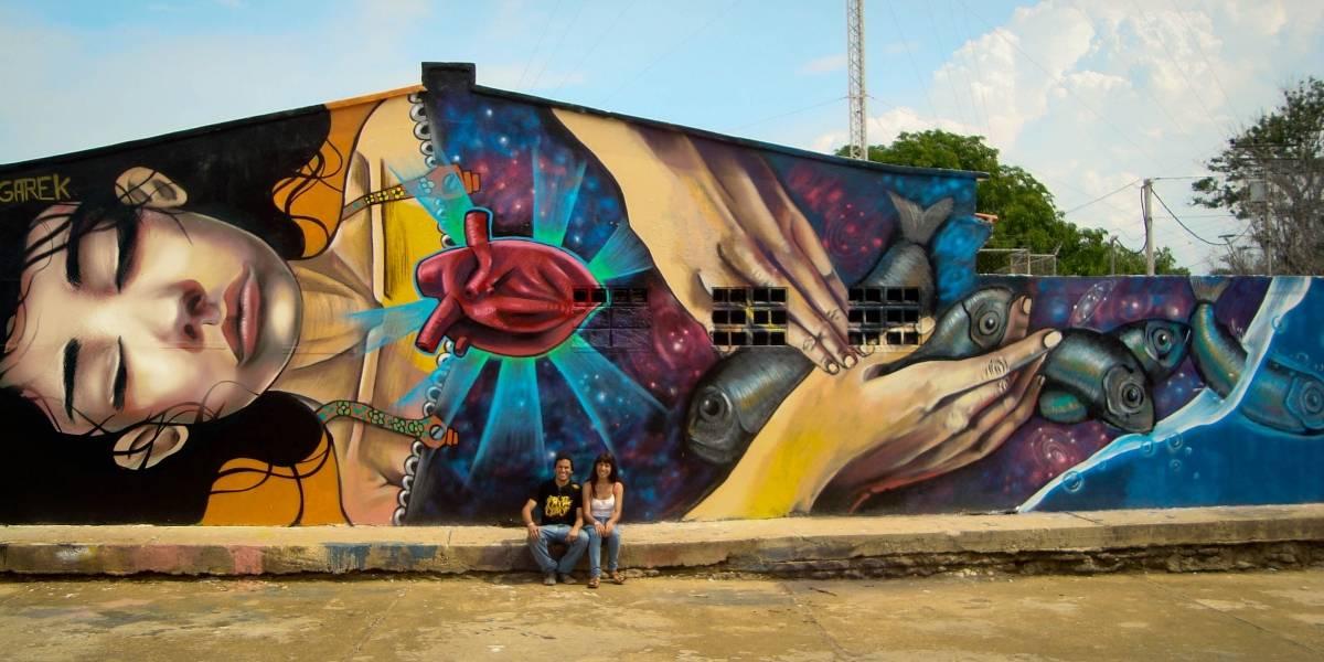 Barranquilla se convertirá en una gran galería al aire libre con Killart