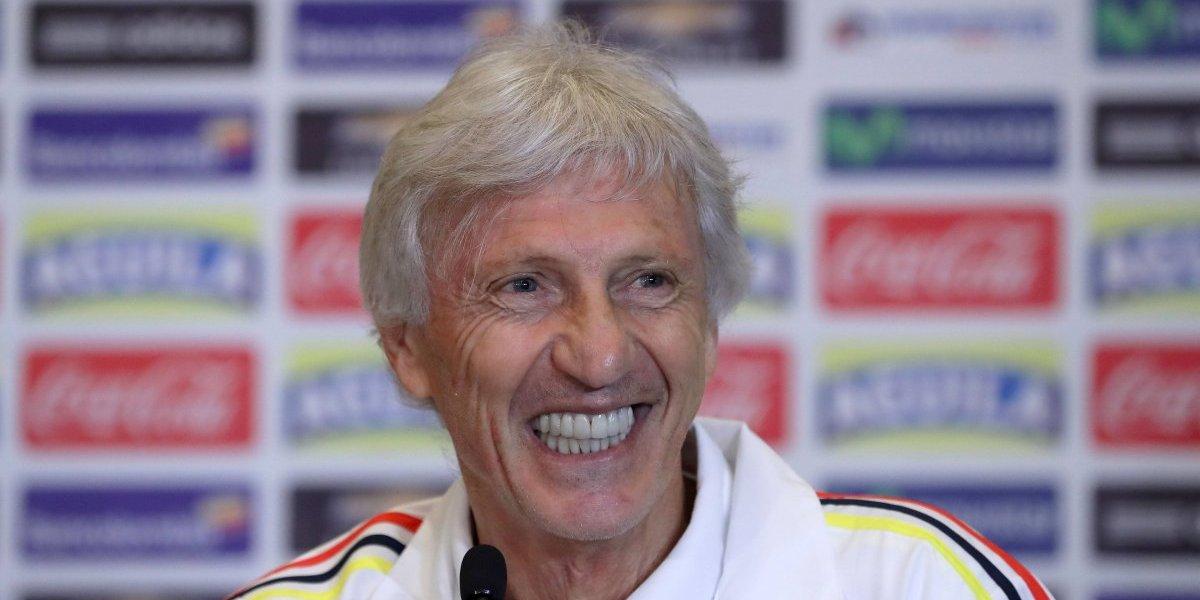 ¿En serio lo convocará? El 'gallo tapao' de Pékerman para el Mundial de Rusia 2018