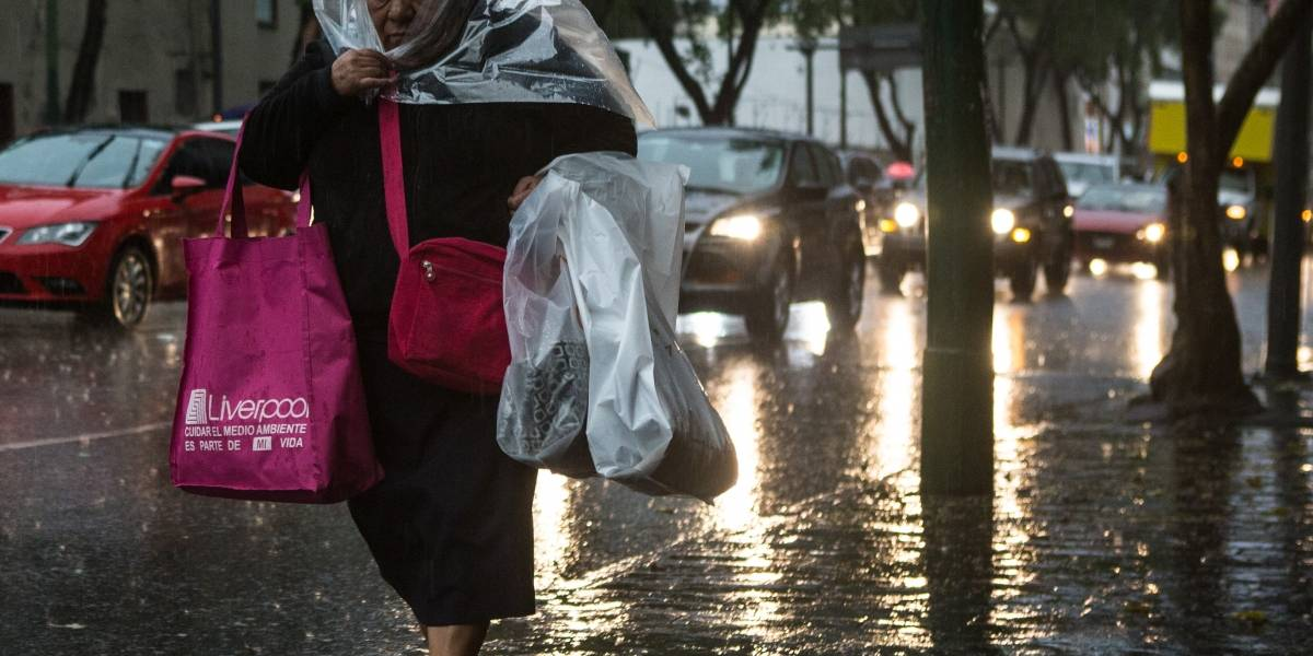 Frente frío 45 provocará lluvias en el norte del país