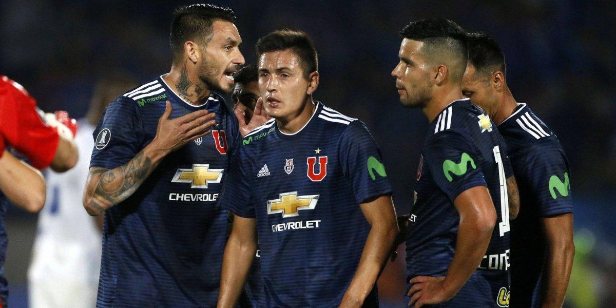 """Una corajuda U buscó hasta el final pero no pudo """"romper"""" a Cruzeiro en la Libertadores"""