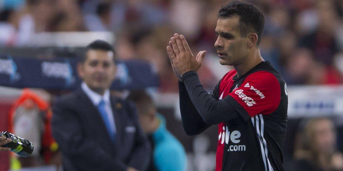 Es oficial, Rafael Márquez se retira a nivel de clubes
