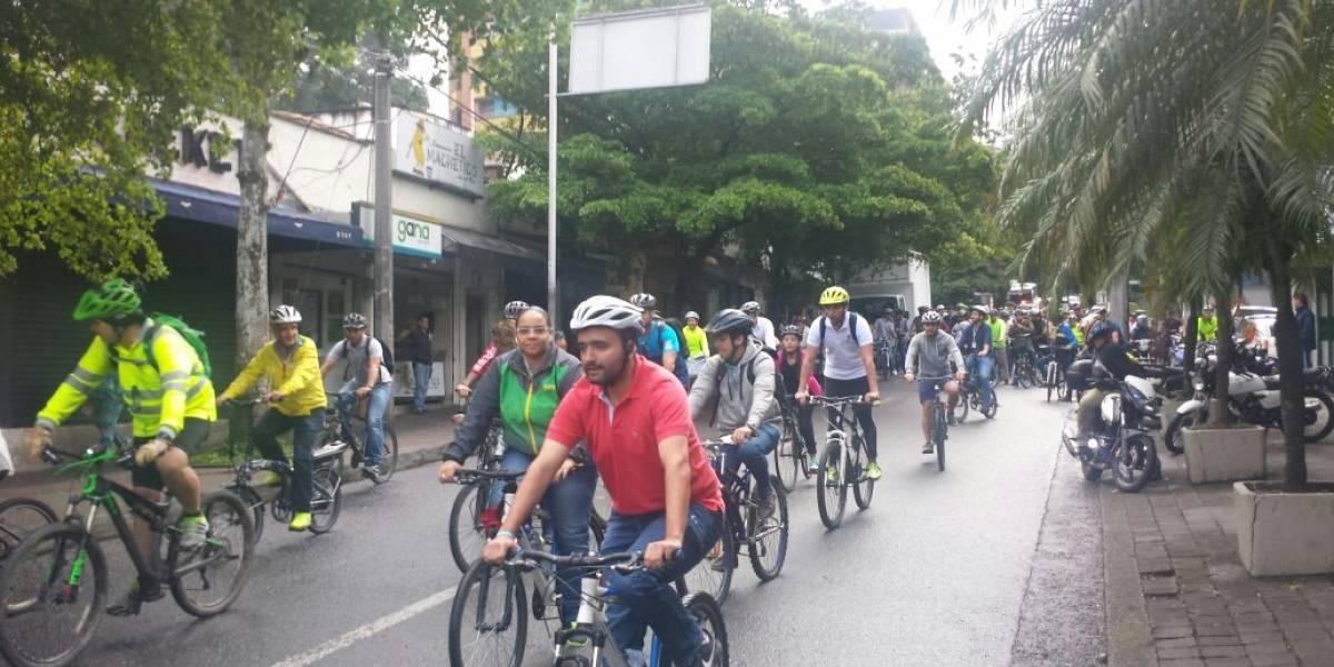 ¡Prepárese! llega el Día sin carro y sin moto a Medellín y al Área Metropolitana