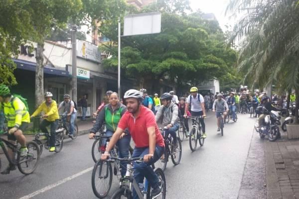 Bicicletas Medellín