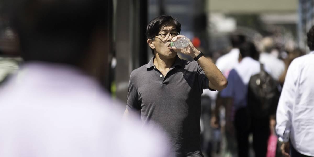 Semana quente e seca deve piorar qualidade do ar em São Paulo