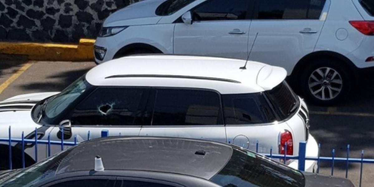 Asesinan a conductor en Jardines del Pedregal