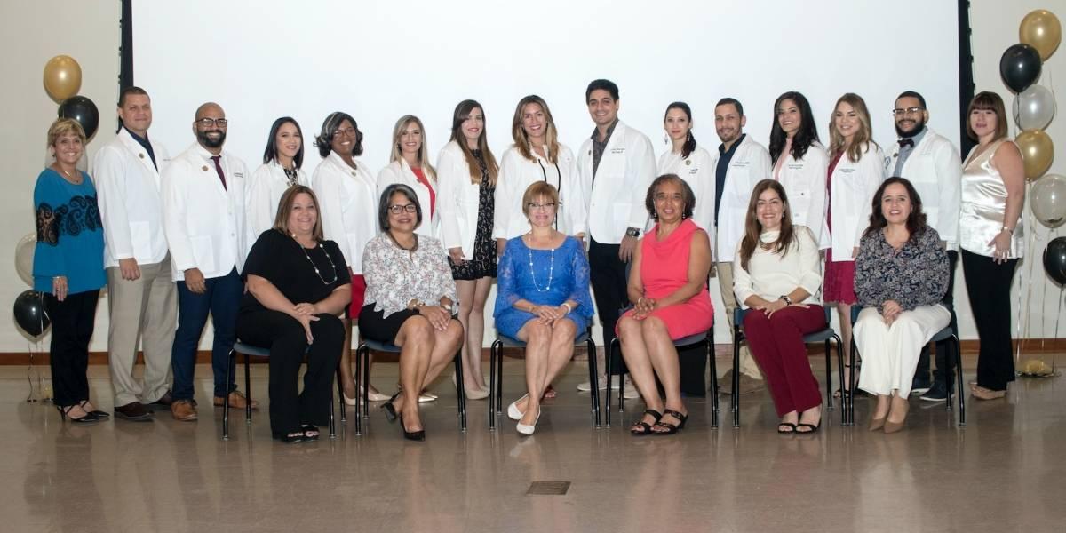 Ciencias Médicas gradúa al primer grupo de doctores en Terapia Física en Puerto Rico