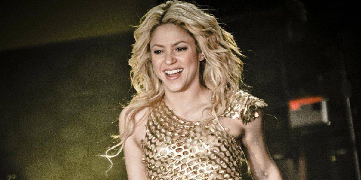 """¿Cuánto ganará Shakira con su gira """"El Dorado World Tour""""?"""
