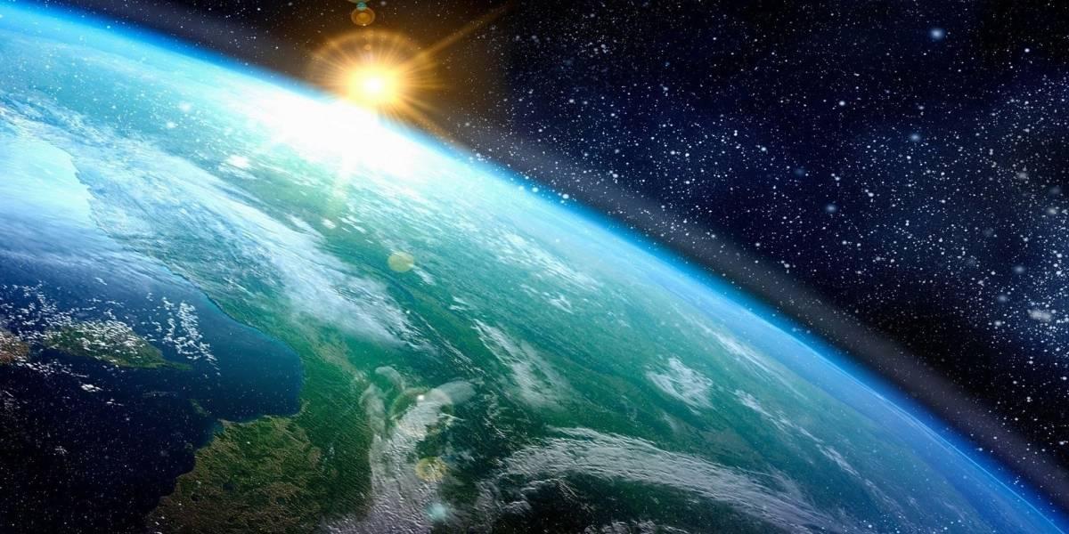 Esto sucedería si la Tierra girara en dirección opuesta