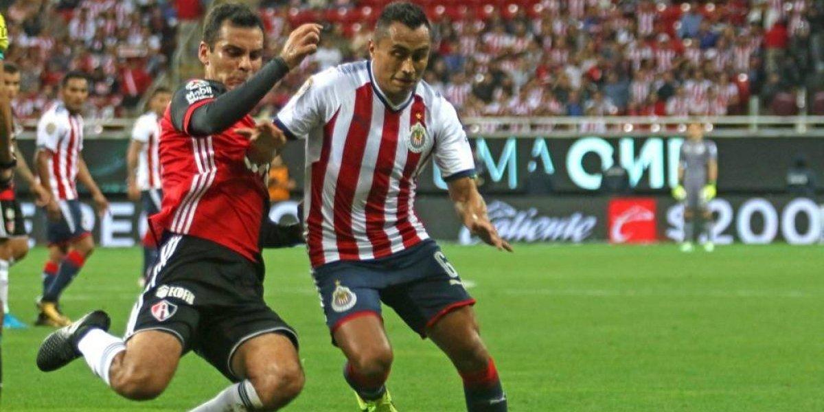 Atlas y Chivas, a brindar una gran despedida a Márquez