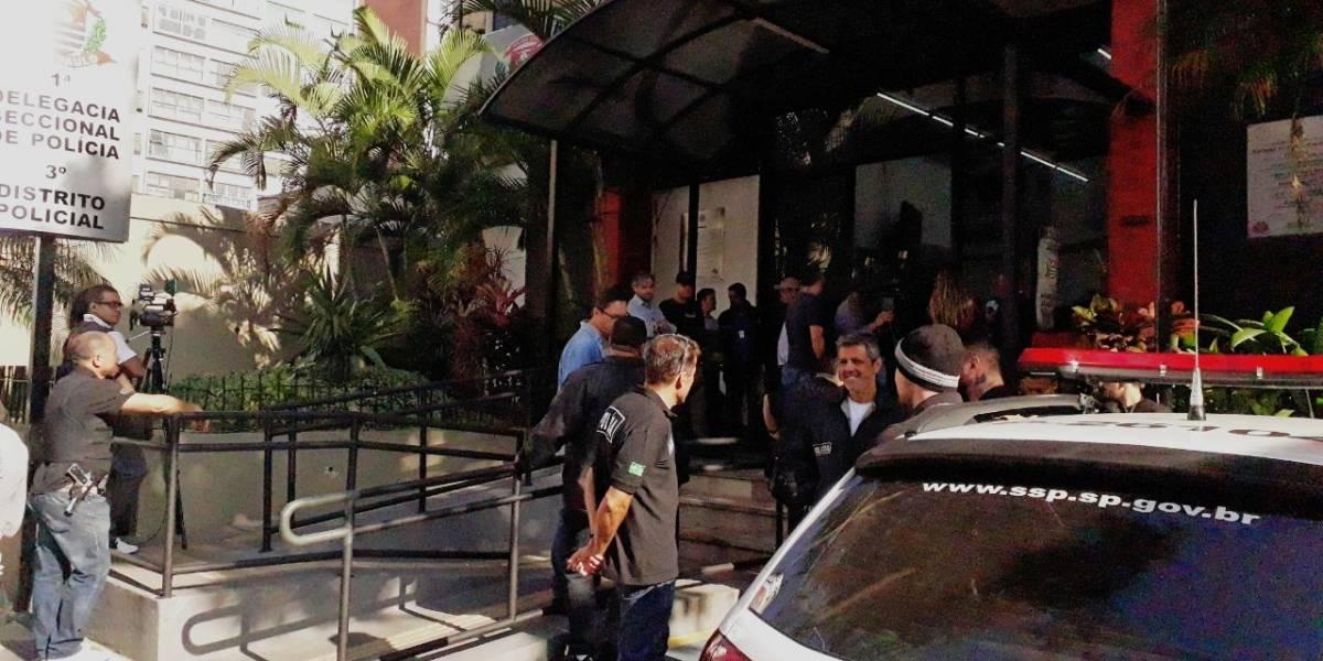18 são presos por roubo de celulares e carteiras no centro de São Paulo
