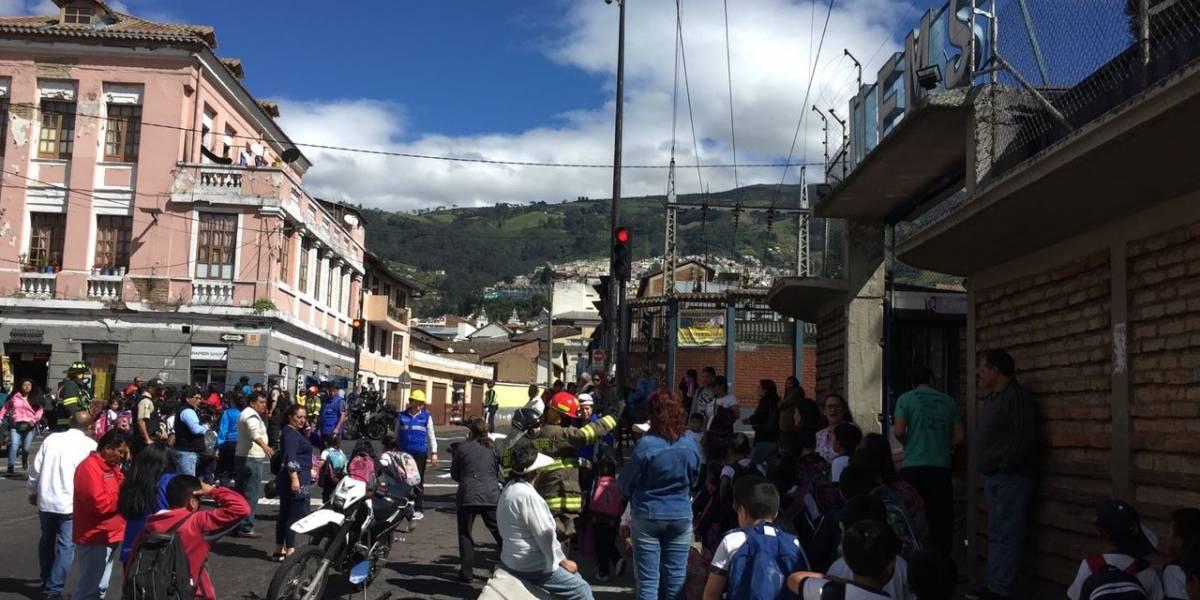 Descartan tres amenazas de bomba en el centro de Quito