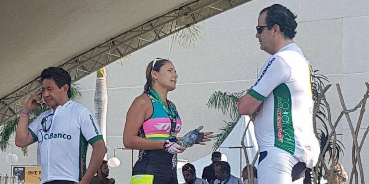 Premia CIBanco a ganadores de la Etapa Acapulco by le Tour de France