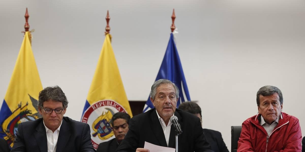 Chile, Brasil, Cuba y Noruega ya se han ofrecido como sede de los diálogos con el Eln
