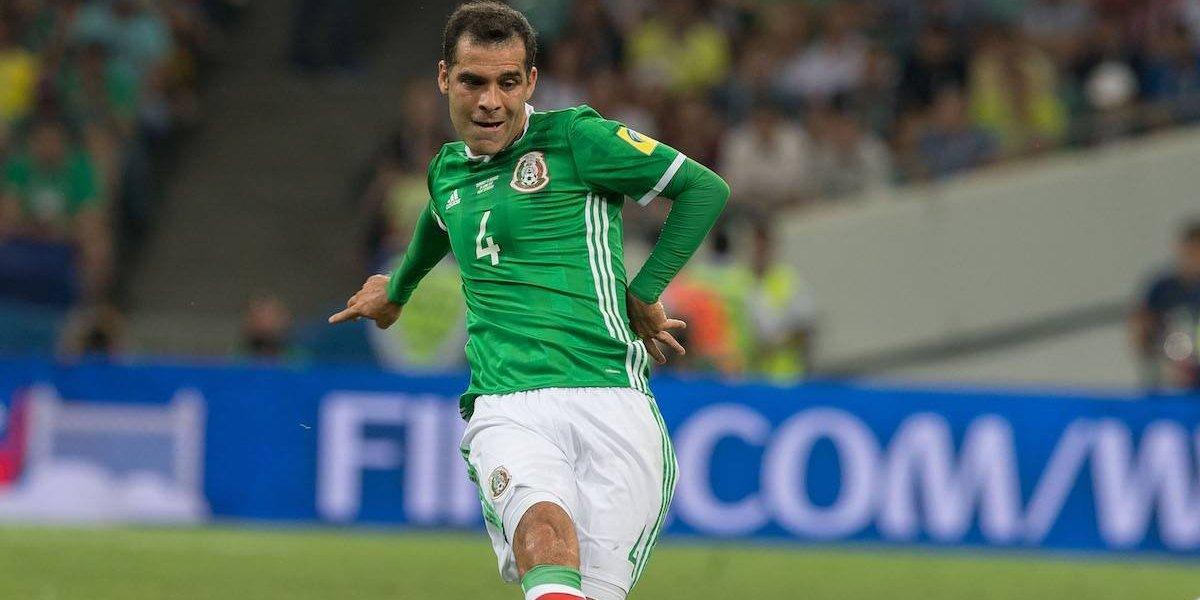Rafa Márquez habría recibido autorización de FMF para ir al Mundial