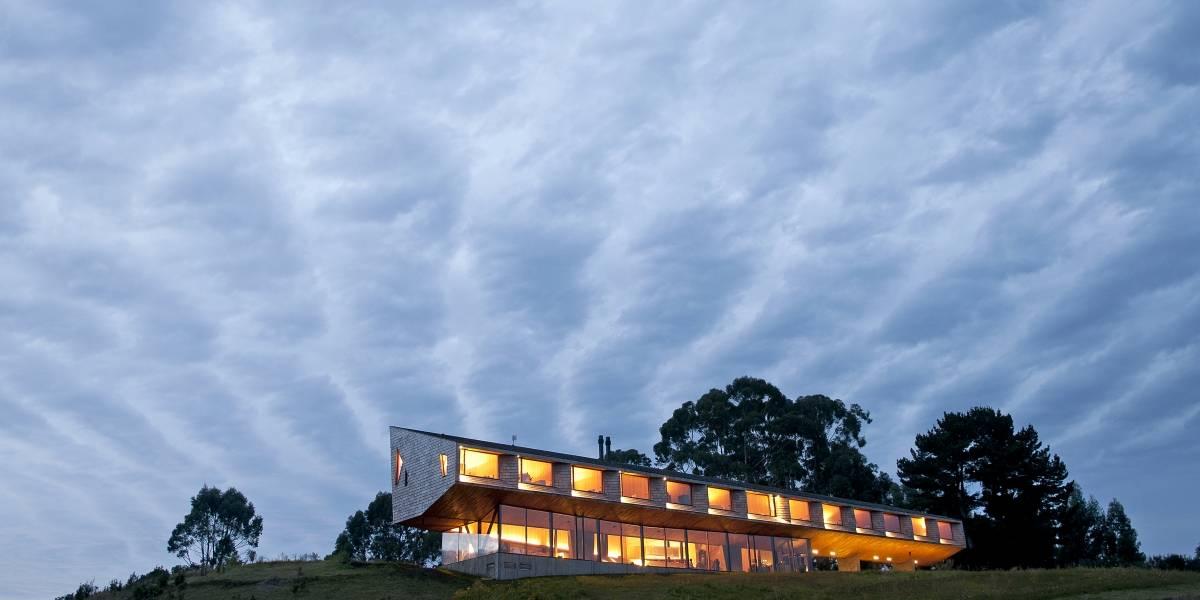 Arquitectos chilenos fueron premiados por diseños para instalaciones turísticas